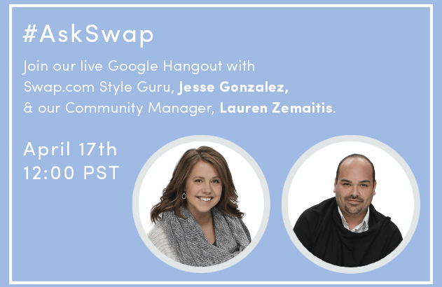 April 17 Google Hangout
