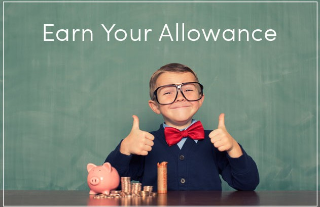 Earn Your Allowance