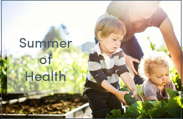 Summer of Health Series
