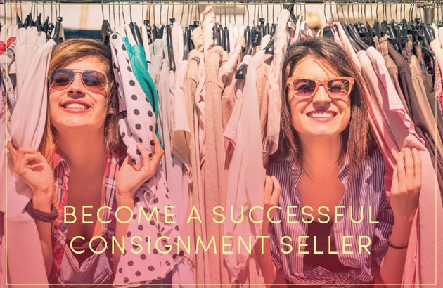 Be a successful consignment seller