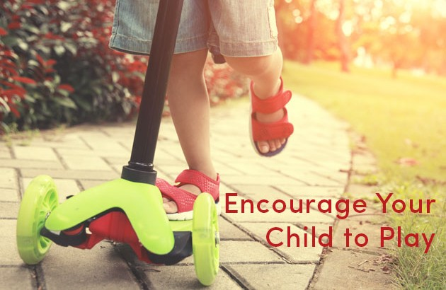Encourage Your Child to Play